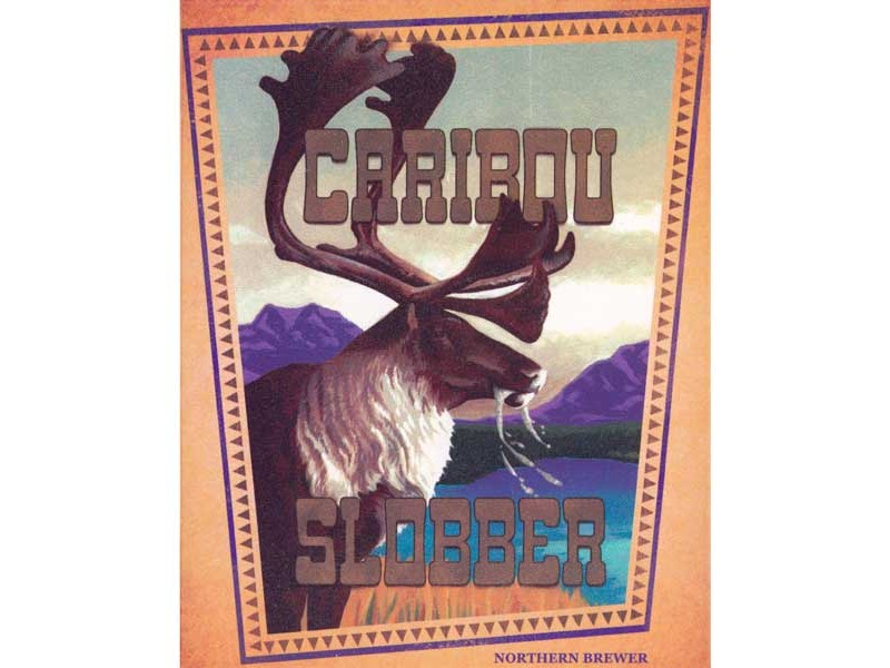 Caribou Slobber Beer Recipe Kit The Brew Outlet