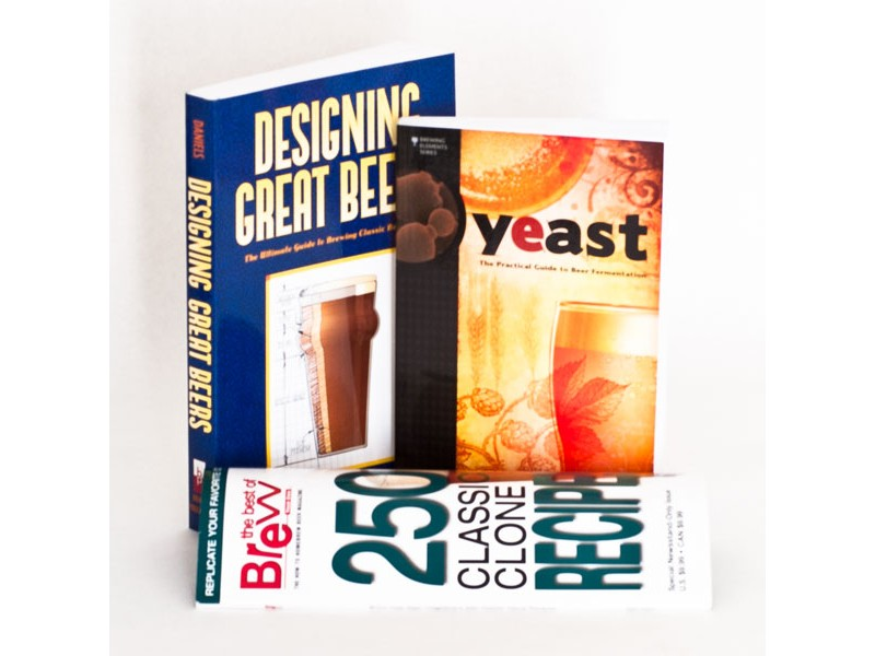 Brewing Books Gift Pack