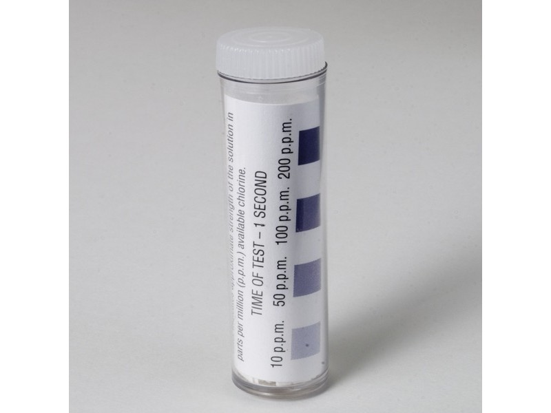 Chlorine Papers - 100 count