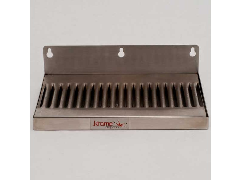 "Drip Tray - 10"" wide w/ 2"" backsplash"