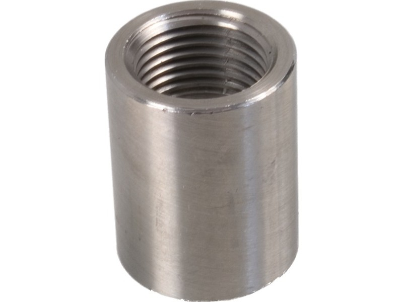 """Coupling 304 Stainless 1/2"""""""