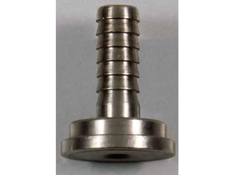 """Tail Piece 1/4"""" Stainless"""
