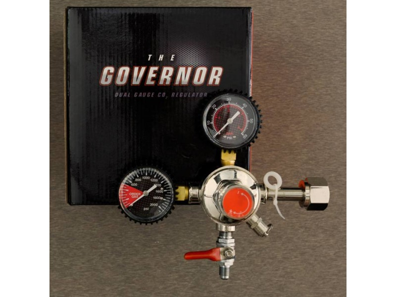 The Governor CO2 Regulator