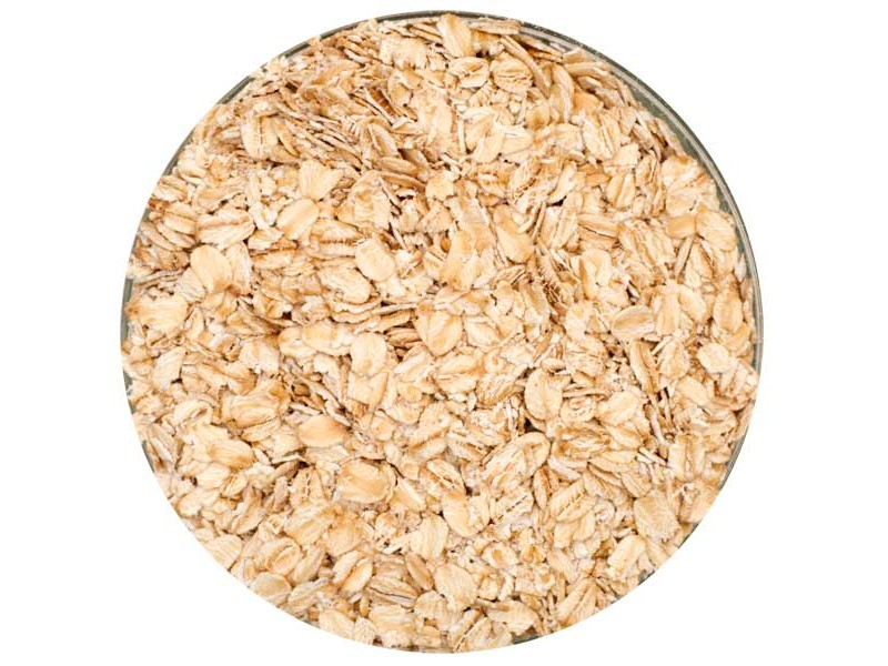 Flaked Oats - unmilled