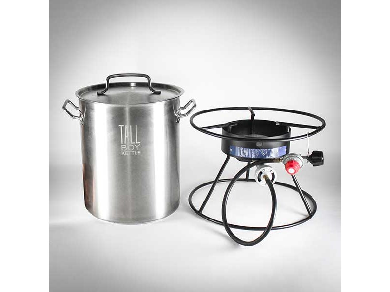 Raise Your Game II Kettle & Burner Kit