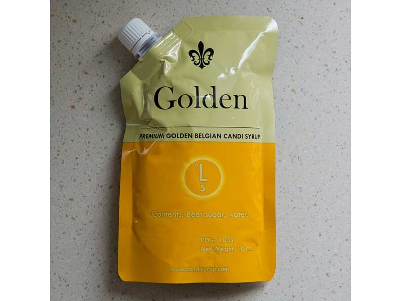 Golden Candi Syrup