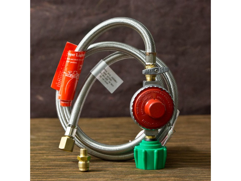 Regulator Kit for High Pressure Burner