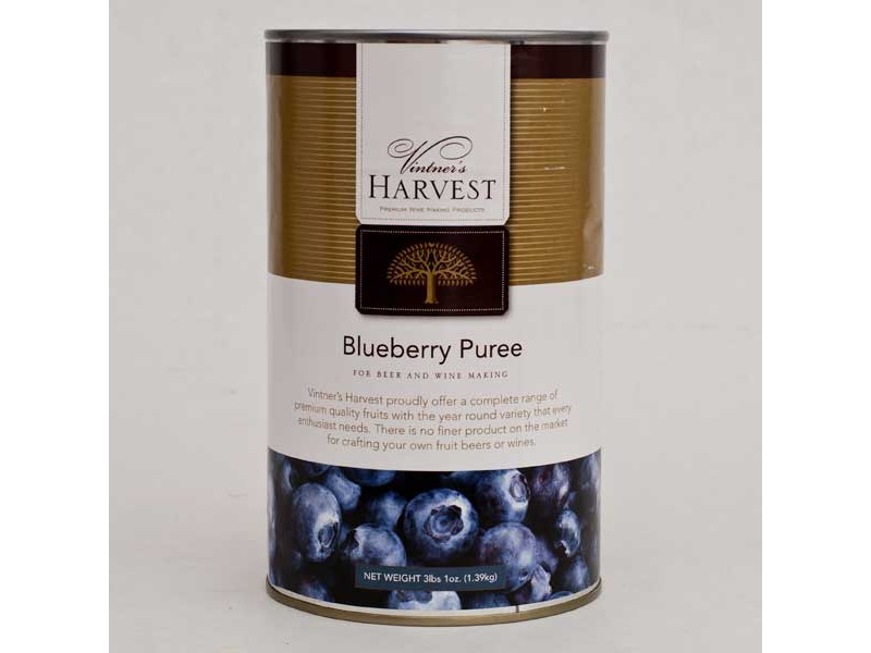 Blueberry Puree (Vintner's Harvest)