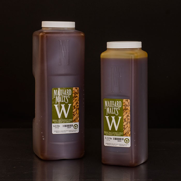 Wheat Malt Extract Syrup - Maillard Malts