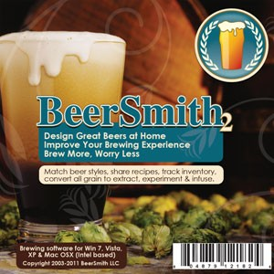 BeerSmith 2 Software