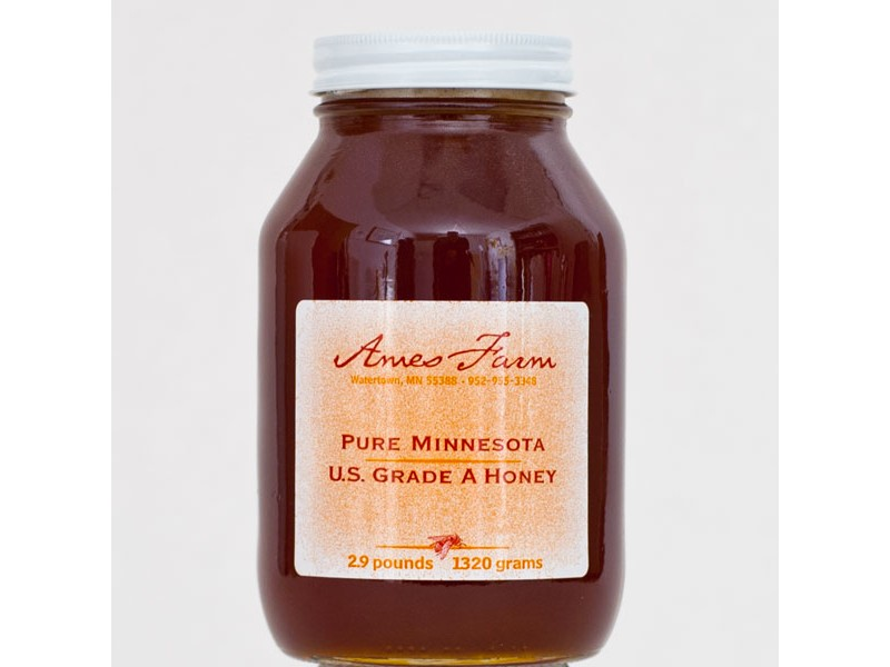 Ames Farm Autumnal Buckwheat Honey