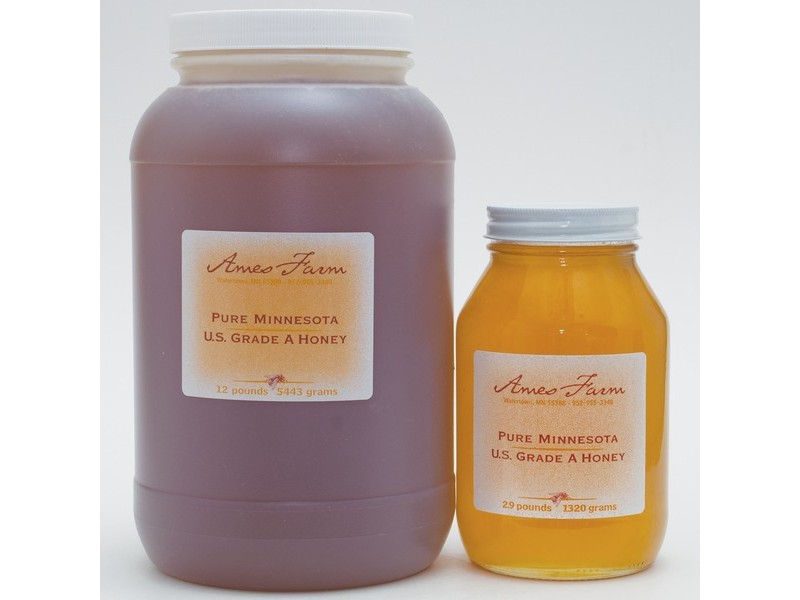 Ames Farm Artisanal Minnesota Honey