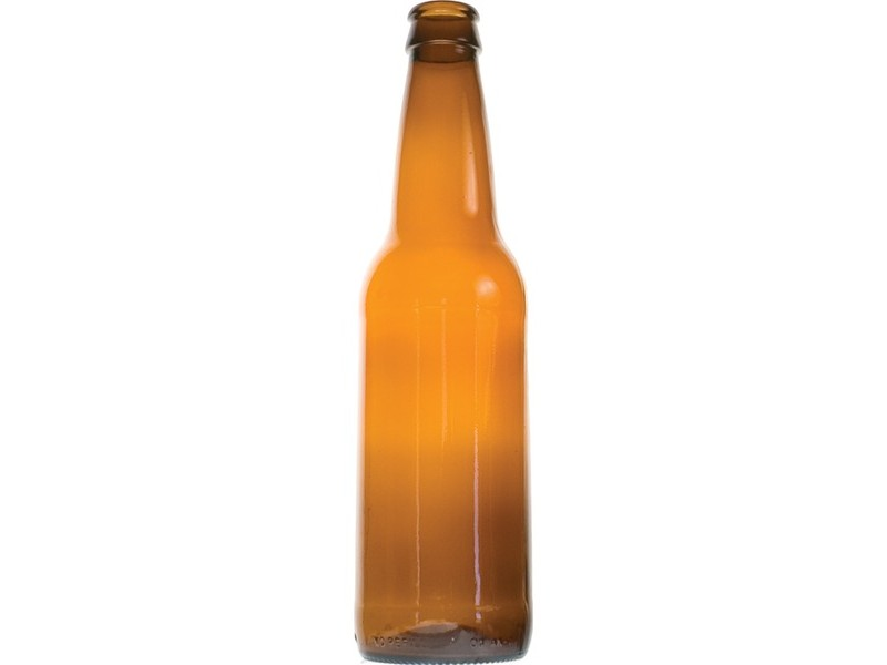 12 oz. Beer Bottles - 24 Pack