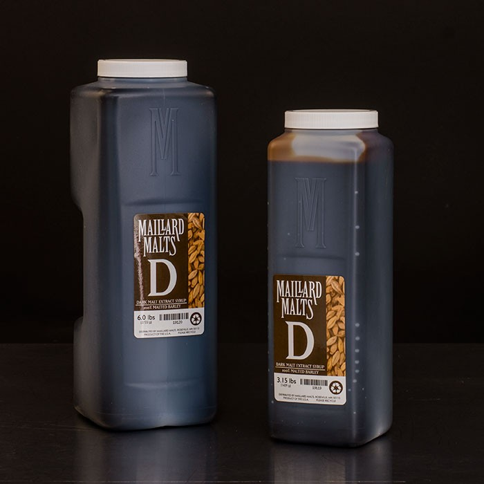 Dark Malt Extract Syrup - Maillard Malts