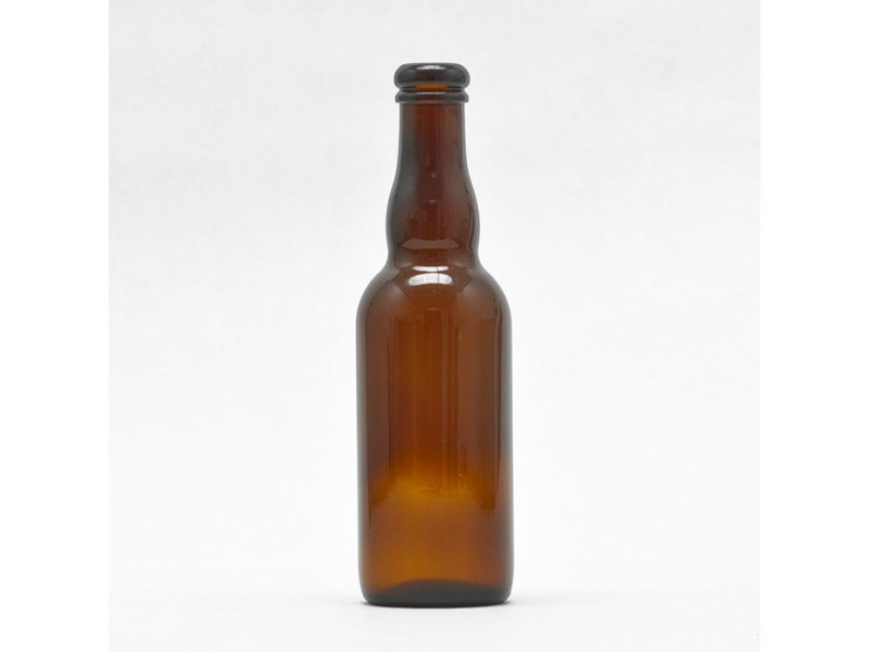 375 ml Belgian-style Beer Bottles - Cork Finish (Case of 12)