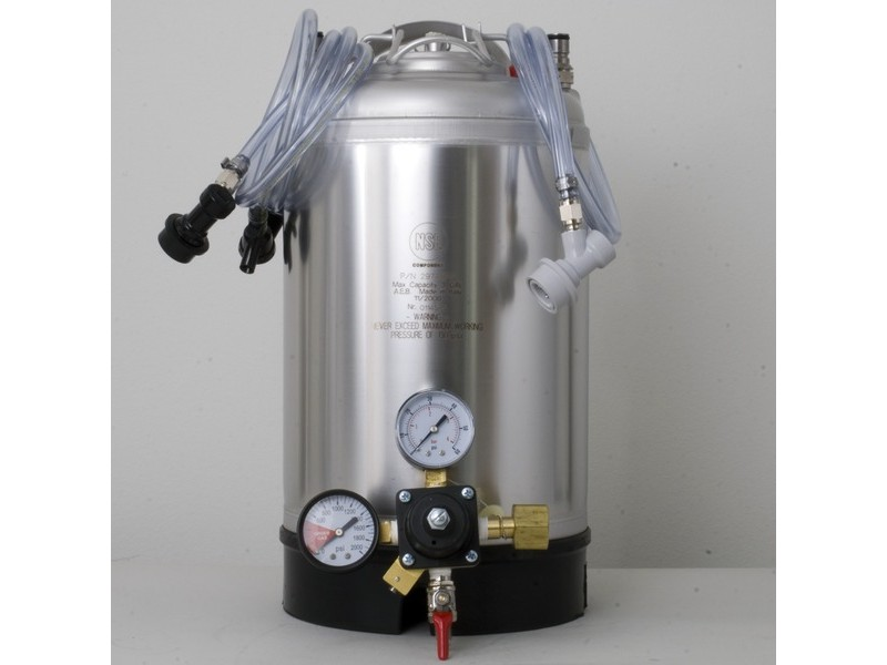 3 Gallon Keg System w/ new keg