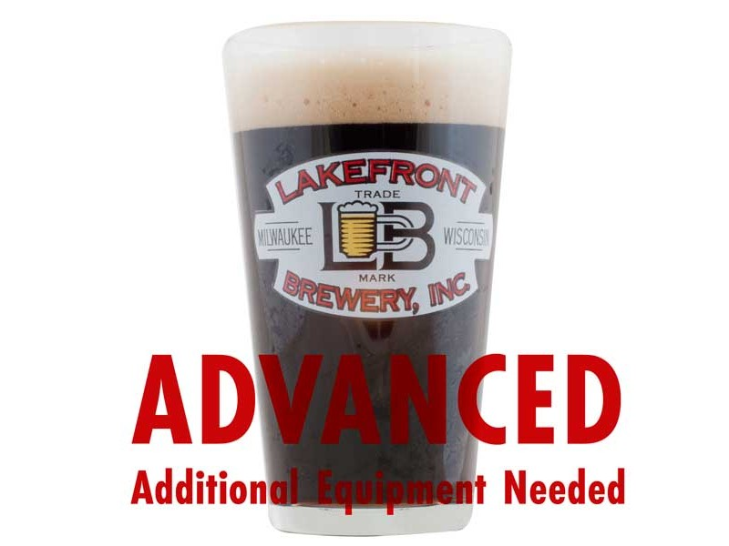 Lakefront Brewery IBA Pro Series - Beer Recipe Kit
