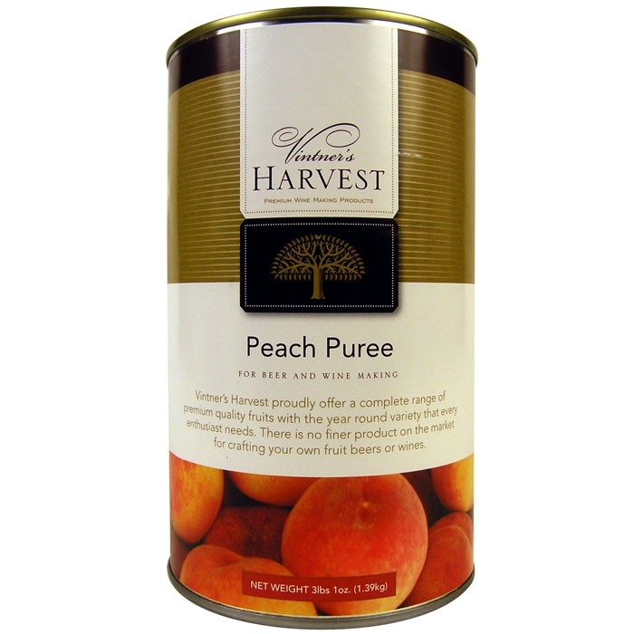 Peach Puree (Vintner's Harvest)