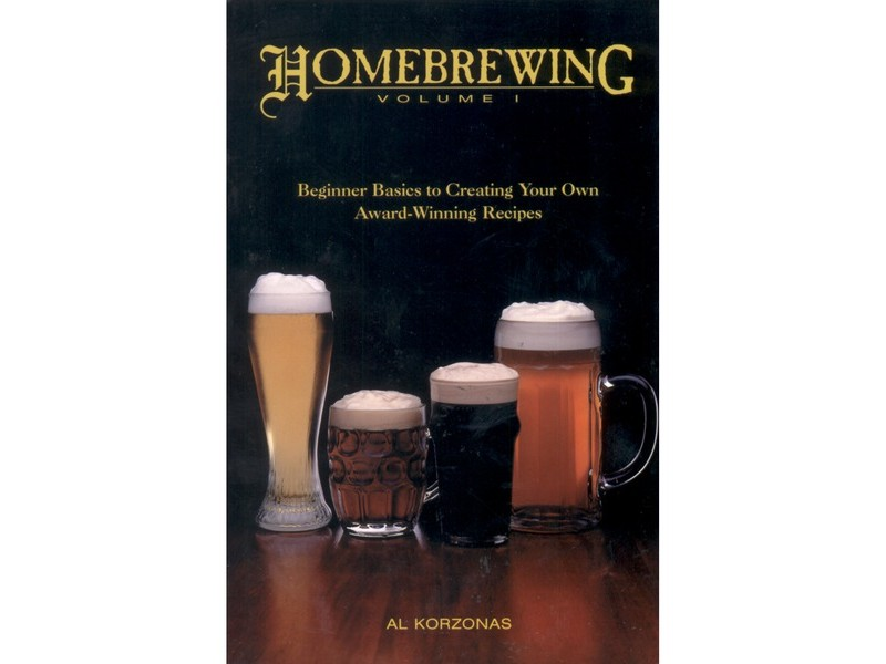 Homebrewing Volume 1