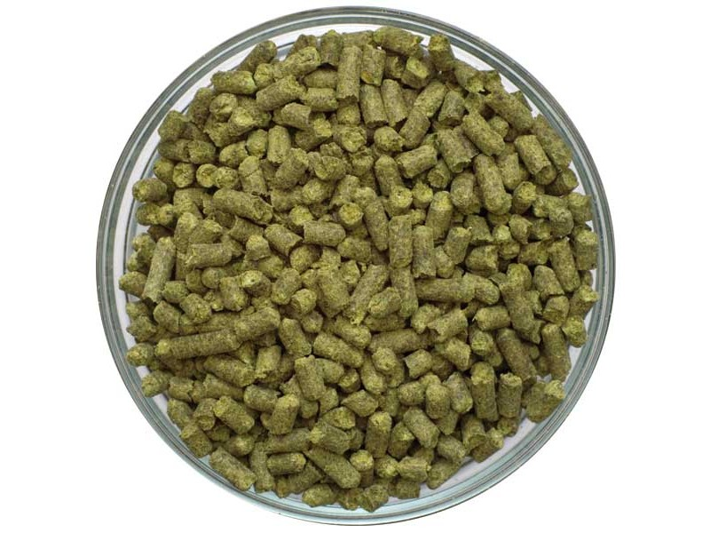 German Perle Pellet Hops