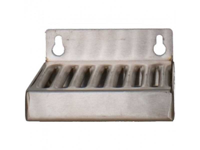"Drip Tray - 4"" wide w/ 1"" backsplash"