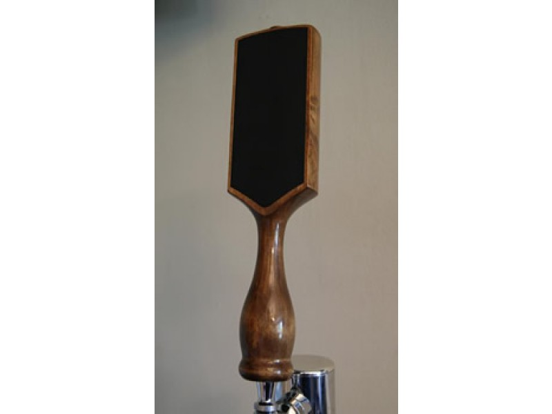 Dual-Sided Chalkboard Tap Handle