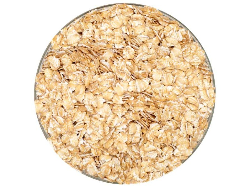 Flaked Wheat - unmilled