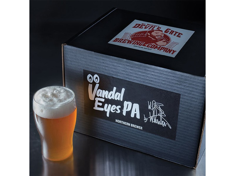 Wil Wheaton VandalEyes PA - Beer Recipe Kit