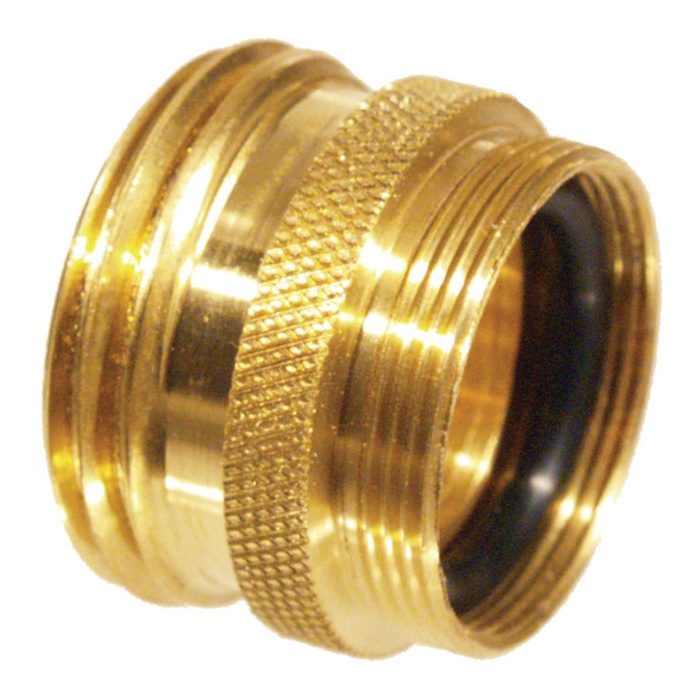 Brass Sink Faucet Adapter | The Brew Outlet