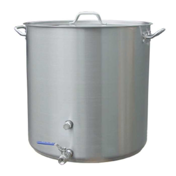 26 Gallon Stainless Brew Kettle - Heavy Duty