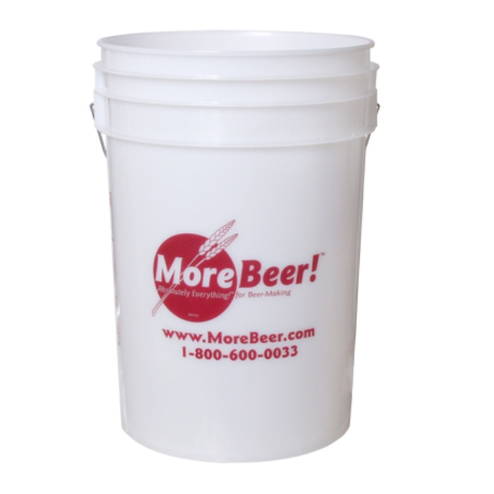 Plastic Bucket (6 Gallon)
