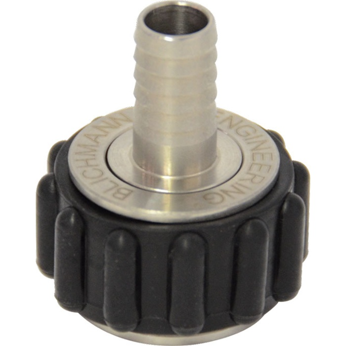 Blichmann Stainless QuickConnector - 3/8in. Straight Barb