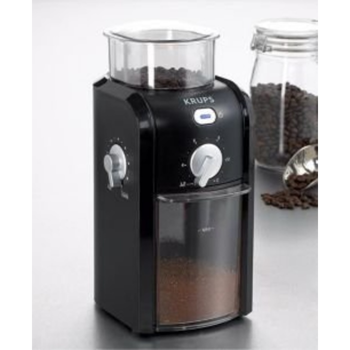 Krups GVX1-14 Burr Coffee Bean Grinder
