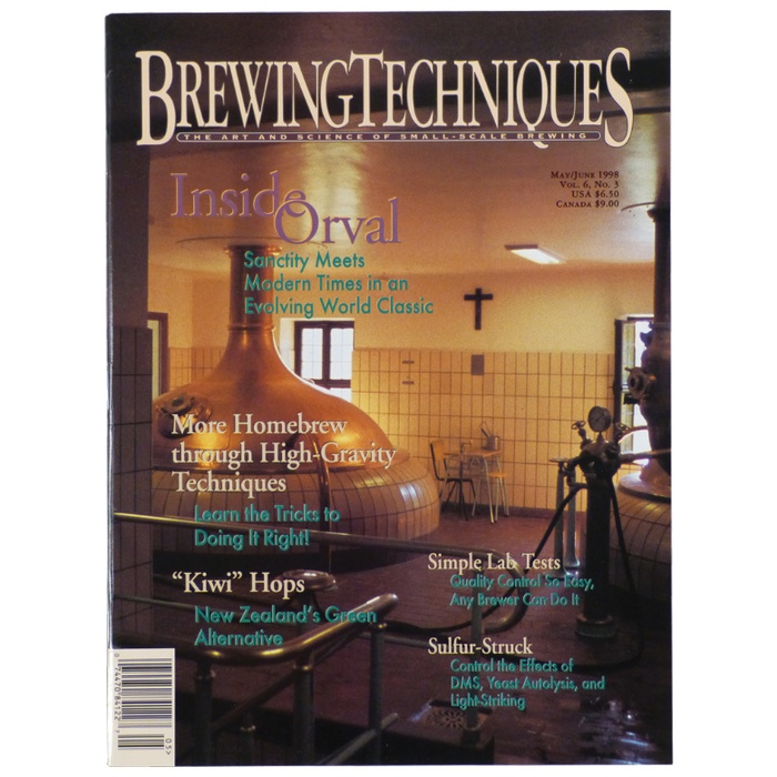 Brewing Techniques Magazine