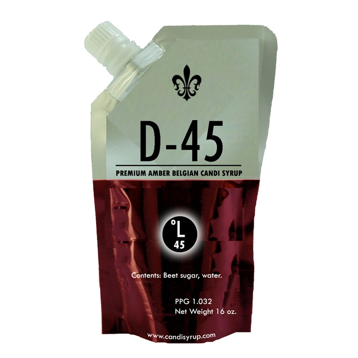 D-45 Candi Syrup