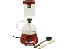 Diguo Siphon Coffee Maker - Red