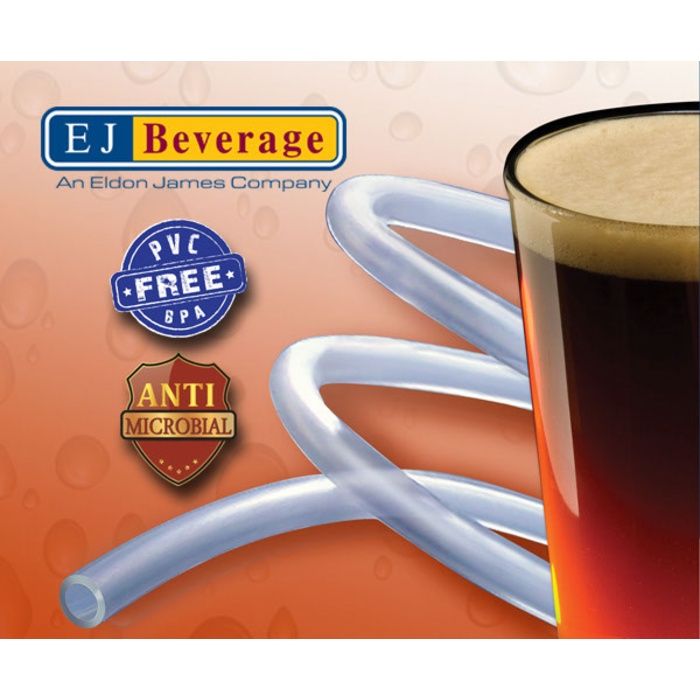 Ultra Barrier Silver Antimicrobial and PVC Free Beer Tubing