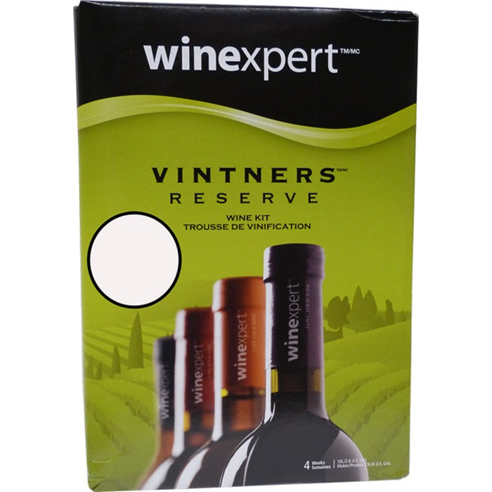 Shiraz (Vintner's Reserve) Wine Kit