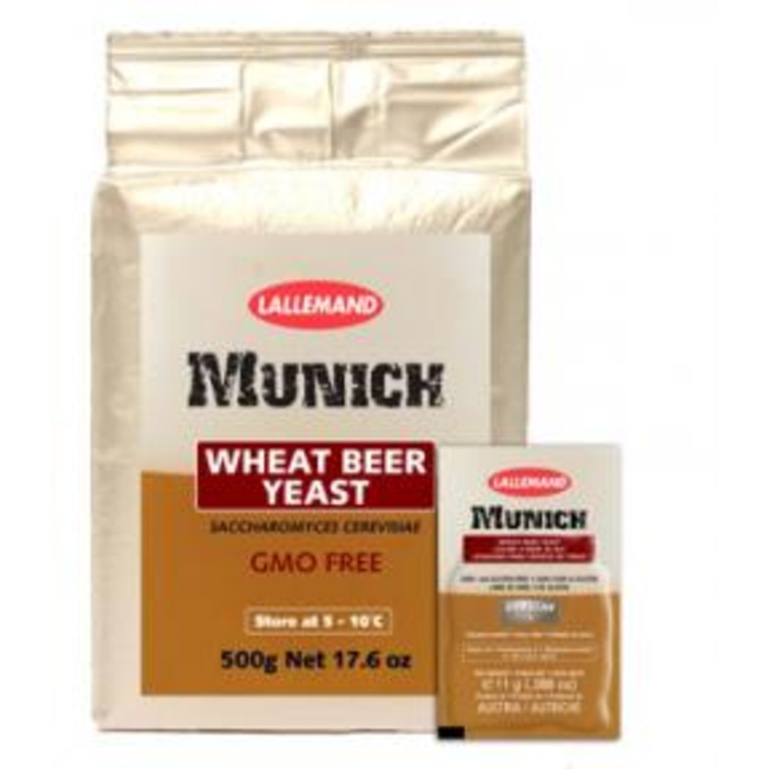 Dry Yeast - Munich Wheat Beer (11 g)