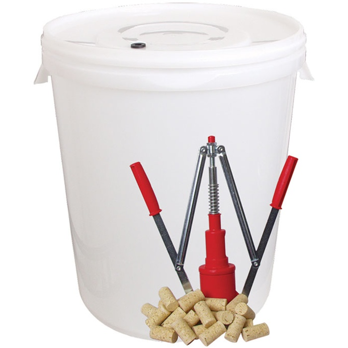 Winemaking Equipment Kit for Brewers