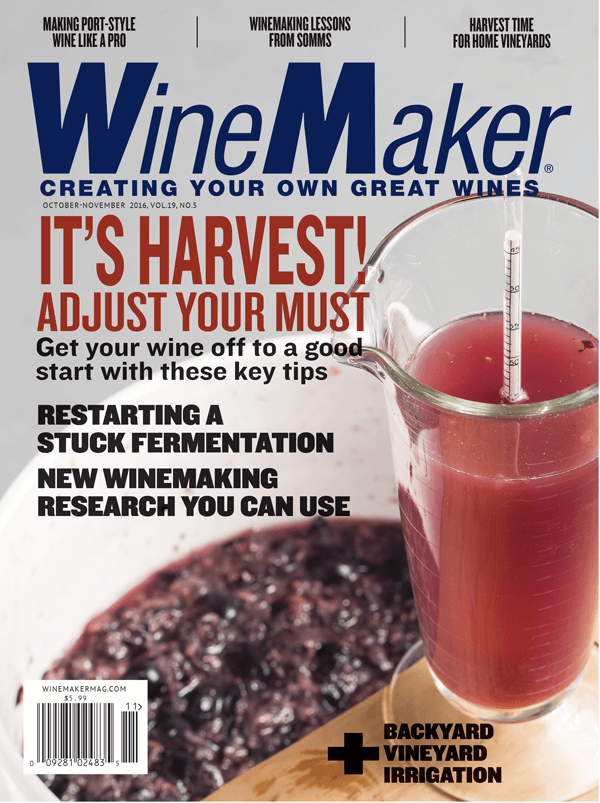 Winemaker One Year Subscription