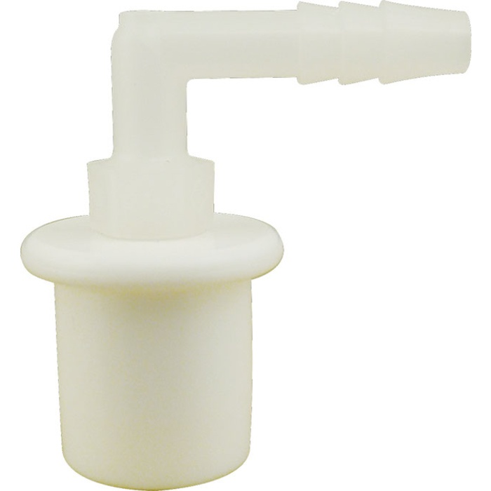 "Better Bottle - 1/2"" 90 Degree Elbow Hose Barb Adapter"