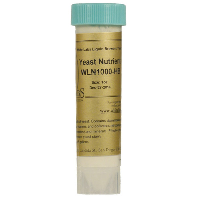 White Labs Yeast Nutrient - WLN1000