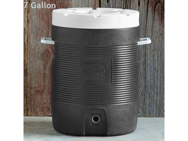 Fermenter's Favorites All-Grain Brewing Coolers 7 & 10 Gallon