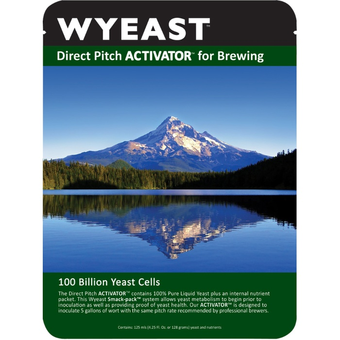 Wyeast 3944 Belgian White Beer