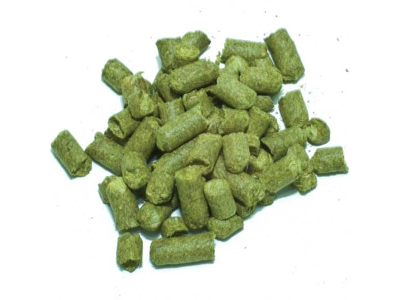 New Zealand Pacific Hallertau Pellet Hops
