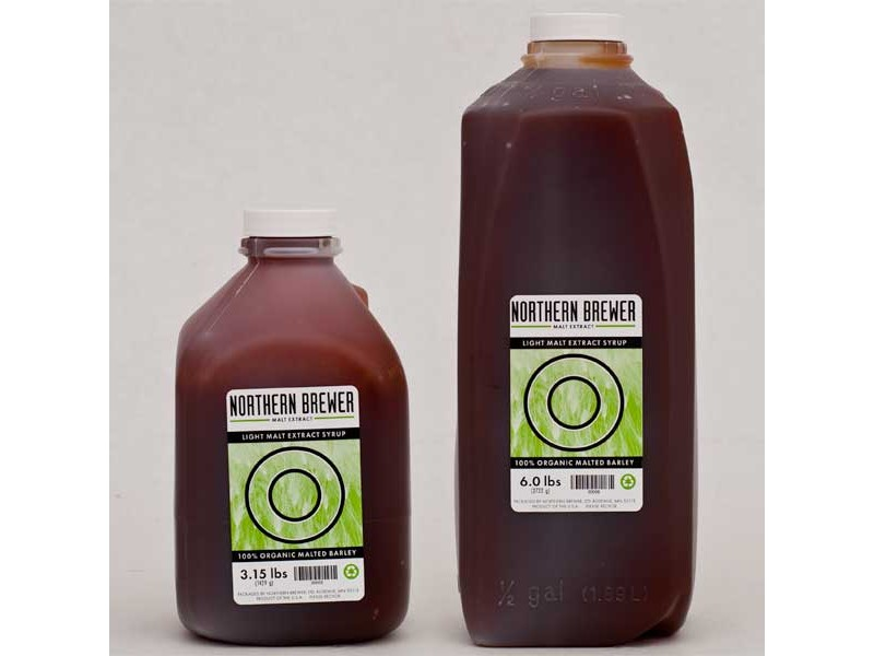 Northern Brewer Organic Light Malt Syrup