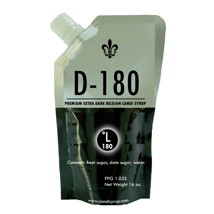 D-180 Candi Syrup