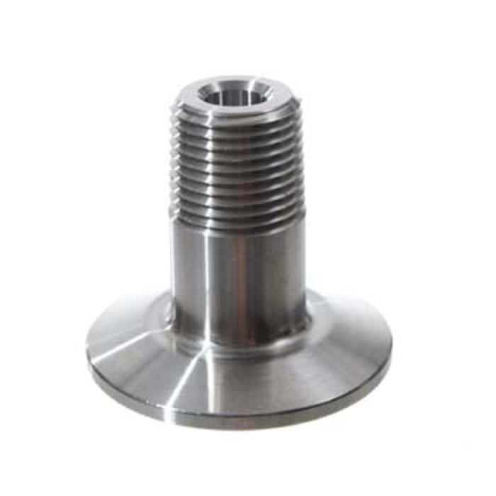 """Stainless - 1.5"""" TC x 1/2"""" MPT"""