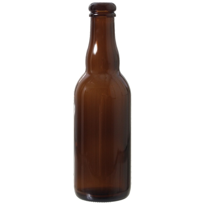 Belgian Style Beer Bottles - Corkable (qty 12) 375mL